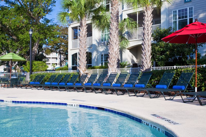 Holiday Inn Club Vacations South Beach Resort-Soak up the sun while lounging around the pool<br/>Image from Leonardo