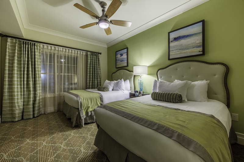 Holiday Inn Club Vacations South Beach Resort-Signature Collection guest bedroom<br/>Image from Leonardo