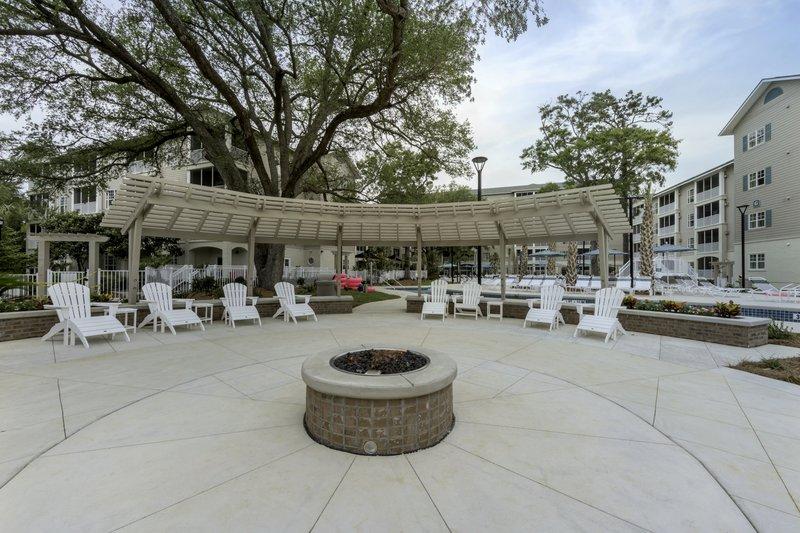 Holiday Inn Club Vacations South Beach Resort-Courtyard<br/>Image from Leonardo