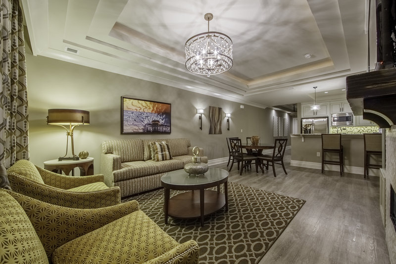 Holiday Inn Club Vacations South Beach Resort-Signature Collection living and dining area<br/>Image from Leonardo