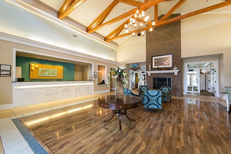 Holiday Inn Club Vacations South Beach Resort-Hotel Lobby<br/>Image from Leonardo