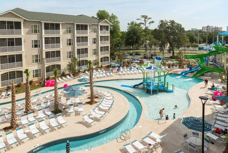 Holiday Inn Club Vacations South Beach Resort-Lazy river in Splash Canyon<br/>Image from Leonardo