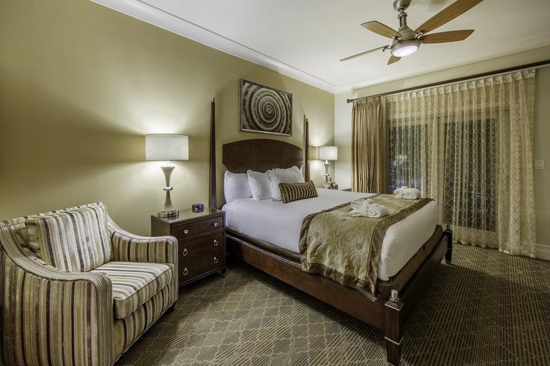 Holiday Inn Club Vacations South Beach Resort-Signature Colleciton master bedroom<br/>Image from Leonardo