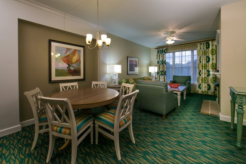 Holiday Inn Club Vacations South Beach Resort-Enjoy a separate dining table and living room in your 2-bdrm villa<br/>Image from Leonardo