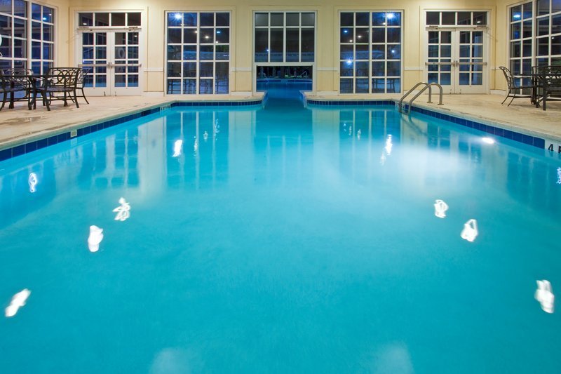 Holiday Inn Club Vacations South Beach Resort-Guests can enjoy swimming all year long in the indoor pool<br/>Image from Leonardo