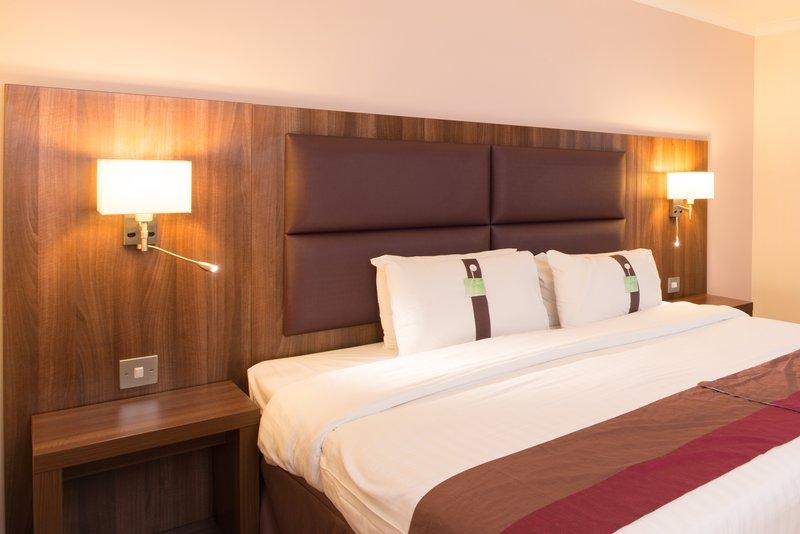 Holiday Inn Milton Keynes East M1, Jct.14-Guest Room at the Holiday Inn Milton Keynes East<br/>Image from Leonardo