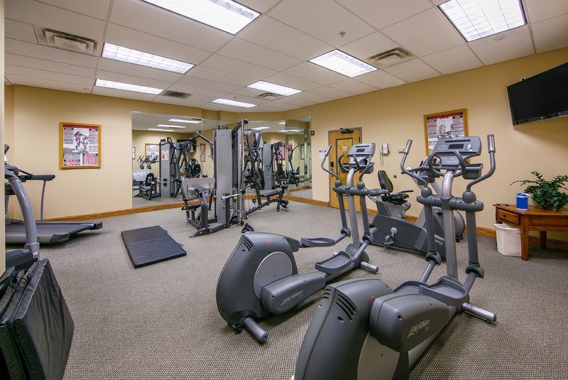 Holiday Inn Club Vacations Gatlinburg-Smoky Mountain Resort-Stay on track with your work-out regime while on vacation<br/>Image from Leonardo