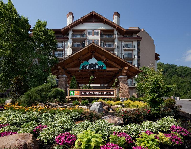 Holiday Inn Club Vacations Gatlinburg-Smoky Mountain Resort-Scenery and landscape of Smoky Mountain Resort<br/>Image from Leonardo