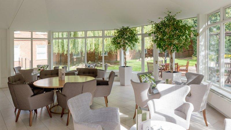 Holiday Inn Milton Keynes East M1, Jct.14-Restaurant<br/>Image from Leonardo
