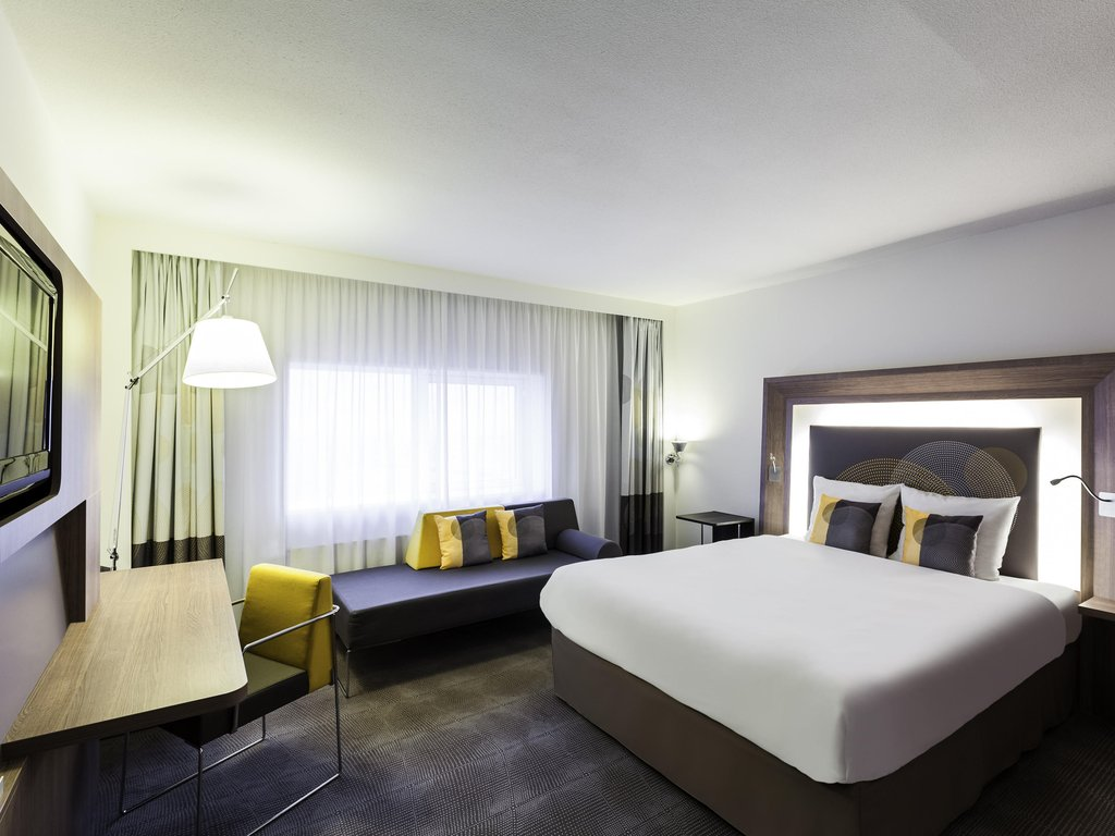 Novotel Den Haag World Forum-Guest Room<br/>Image from Leonardo