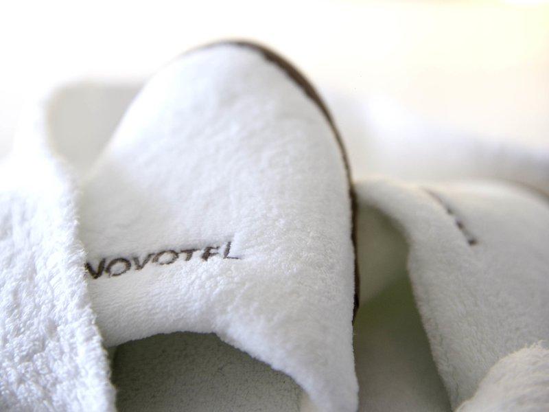 Novotel Den Haag World Forum-Guest Room<br/>Image from Leonardo