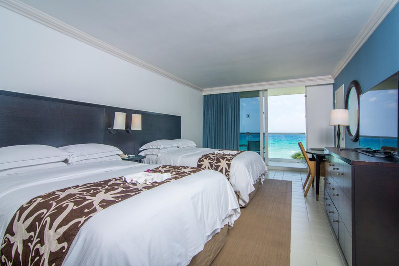 Hilton Rose Hall Resort & Spa  - Oceanfront View 2 Queen Beds - All Inclusive <br/>Image from Leonardo