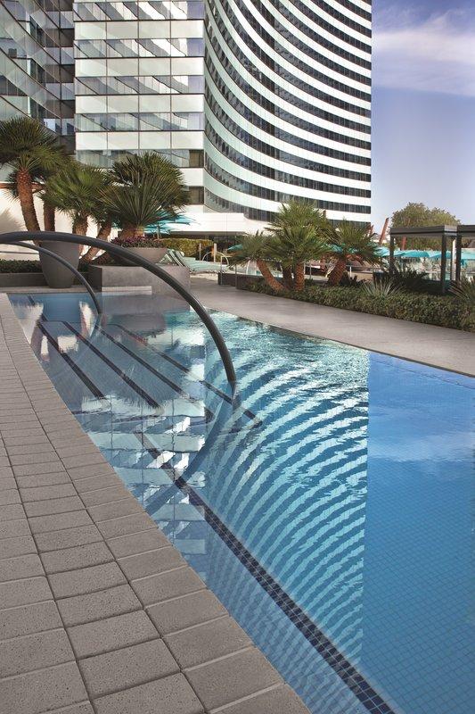 Vdara Hotel & Spa at Aria Las Vegas - Vdara Pool <br/>Image from Leonardo