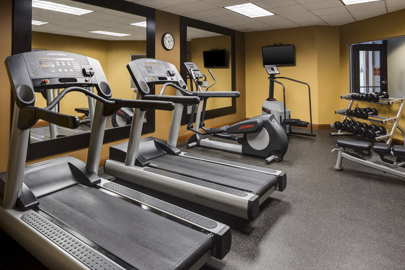Holiday Inn Hotel & Suites Des Moines-Northwest-Workouts come without excuses 24/7.<br/>Image from Leonardo