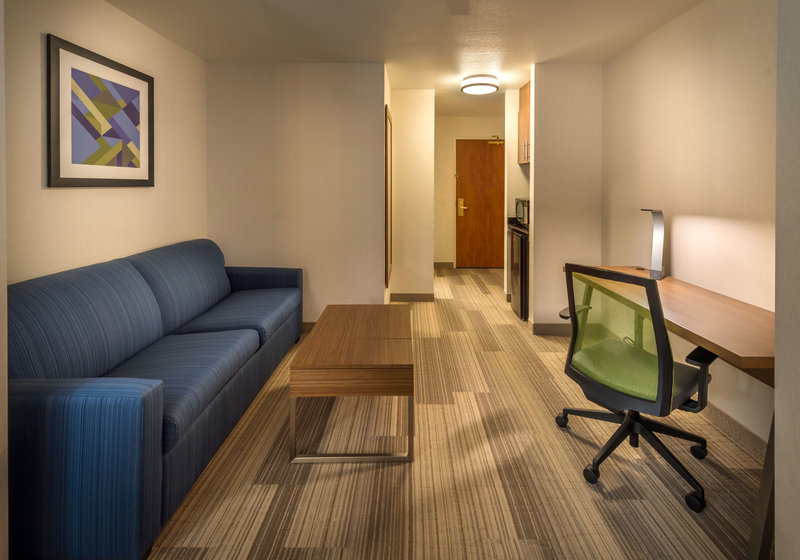 Holiday Inn Express & Suites Carson City-King Bed Guest Room<br/>Image from Leonardo
