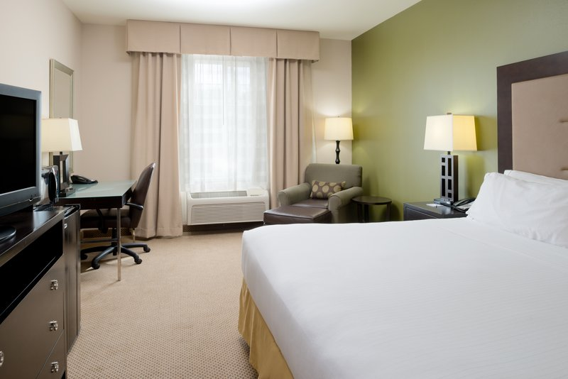 Holiday Inn Express Hotel & Suites North Sequim-King Guest Room<br/>Image from Leonardo