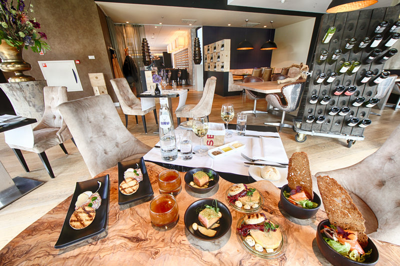 Crowne Plaza The Hague-Fine Dining<br/>Image from Leonardo