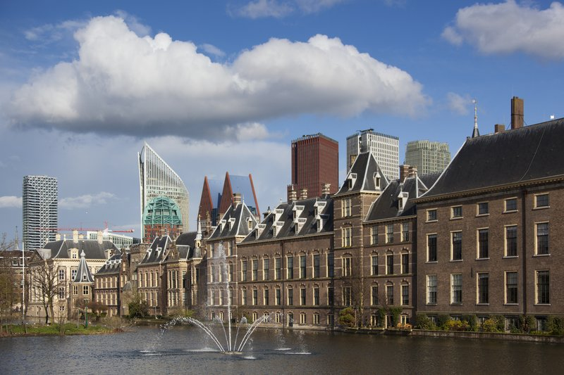 Crowne Plaza The Hague-City Centre of The Hague<br/>Image from Leonardo