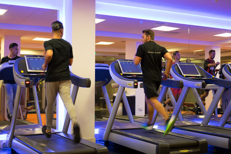 Crowne Plaza The Hague-Fitness Center<br/>Image from Leonardo