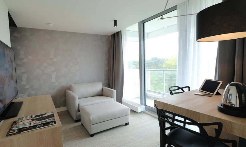 Crowne Plaza The Hague-Suite<br/>Image from Leonardo