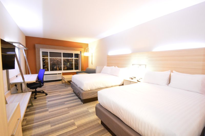 Holiday Inn Express & Suites Toledo South - Perrysburg-Two Queen Beds Suite w/ pull out couch, WiFi and Hot Breakfast<br/>Image from Leonardo