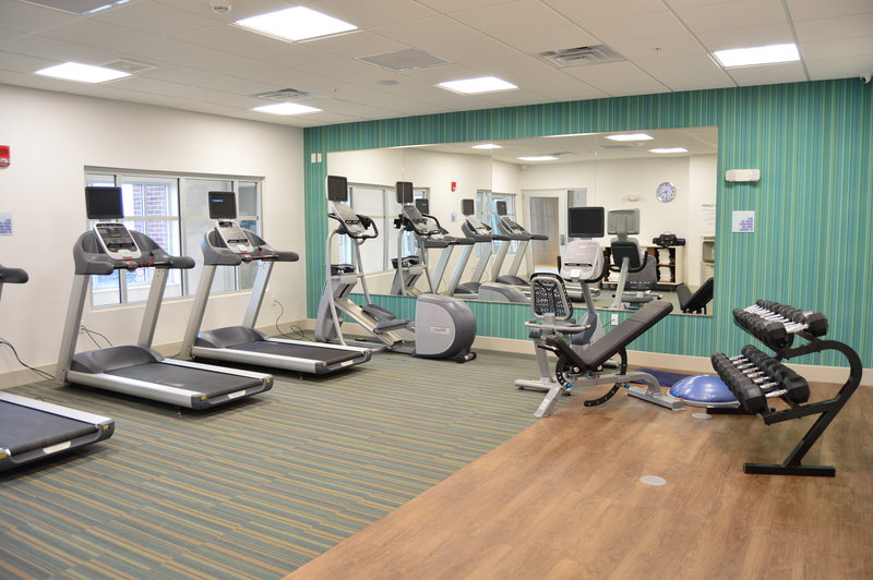 Holiday Inn Express & Suites Toledo South - Perrysburg-24 hour fitness center<br/>Image from Leonardo