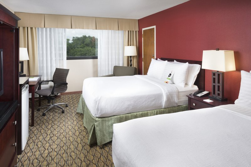 Holiday Inn Johnson City-For extra space to stretch out and relax book our double bed rooms<br/>Image from Leonardo