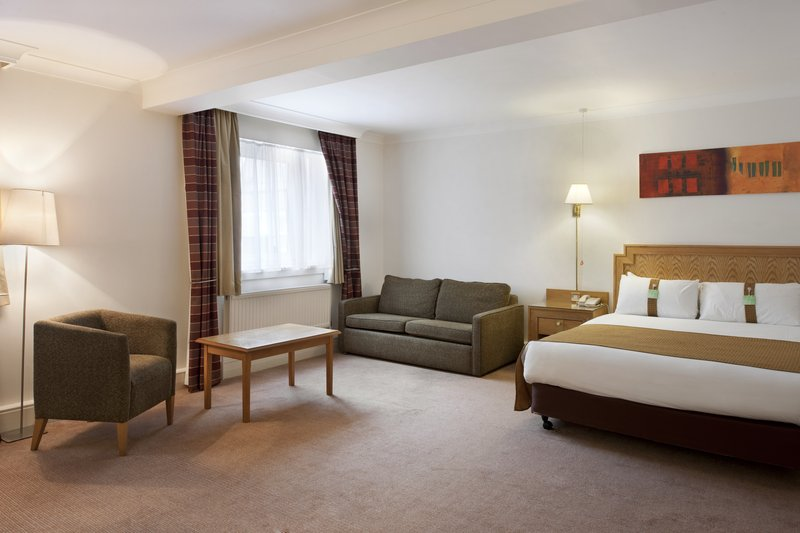 Holiday Inn Bolton Centre-Accessible Guest Bedroom<br/>Image from Leonardo