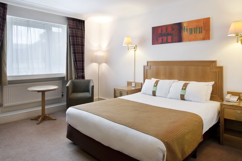 Holiday Inn Bolton Centre-Double Bed Guest Room at Holiday Inn Bolton<br/>Image from Leonardo