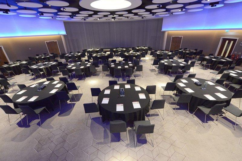 Crowne Plaza Newcastle - Stephenson Quarter-Stephenson Suite<br/>Image from Leonardo