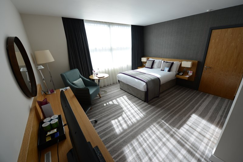 Crowne Plaza Newcastle - Stephenson Quarter-Accessible Double Room<br/>Image from Leonardo