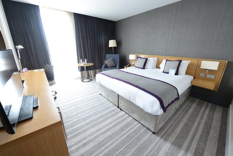 Crowne Plaza Newcastle - Stephenson Quarter-King Room<br/>Image from Leonardo