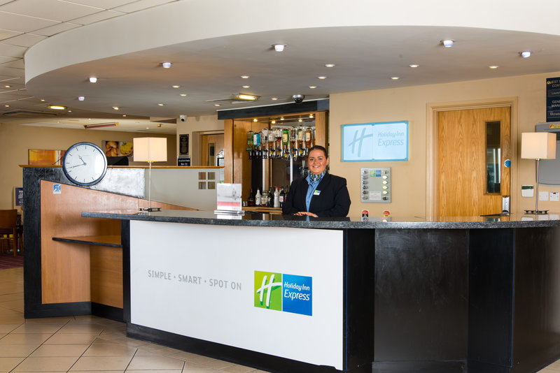 Holiday Inn Express Newcastle-Metro Centre-A warm Geordie welcome awaits at our Newcastle hotel<br/>Image from Leonardo