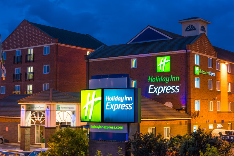Holiday Inn Express Newcastle-Metro Centre-A great value hotel near Newcastle's Metrocentre<br/>Image from Leonardo