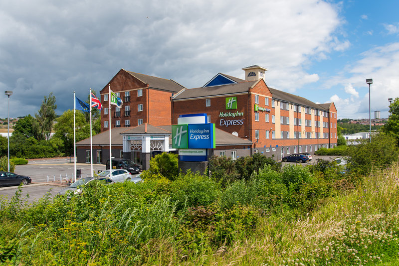 Holiday Inn Express Newcastle-Metro Centre-Our guests can enjoy free on-site car parking<br/>Image from Leonardo