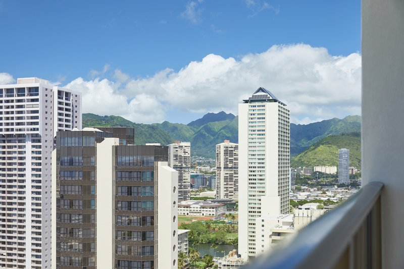 Waikiki Beachcomber By Outrigger - Waikiki Beachcomber Partial Oceanview <br/>Image from Leonardo