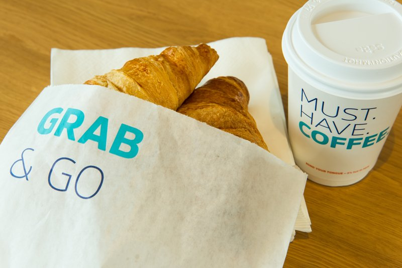 Holiday Inn Express Newcastle-Metro Centre-In a rush? Grab breakfast to go<br/>Image from Leonardo