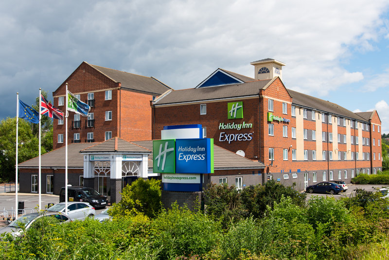 Holiday Inn Express Newcastle-Metro Centre-Welcome to Holiday Inn Express Newcastle - Metro Centre<br/>Image from Leonardo