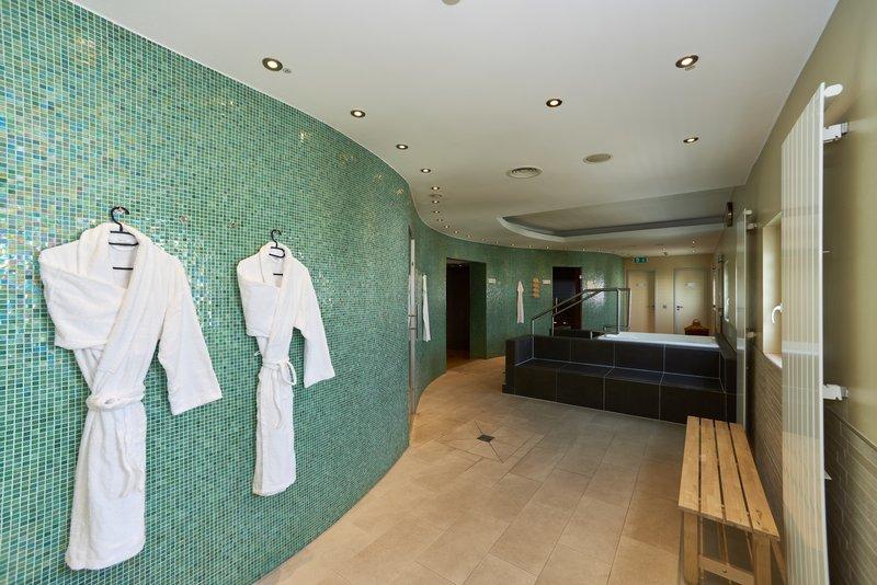 Berlin Airport Conference Centre-Sauna<br/>Image from Leonardo