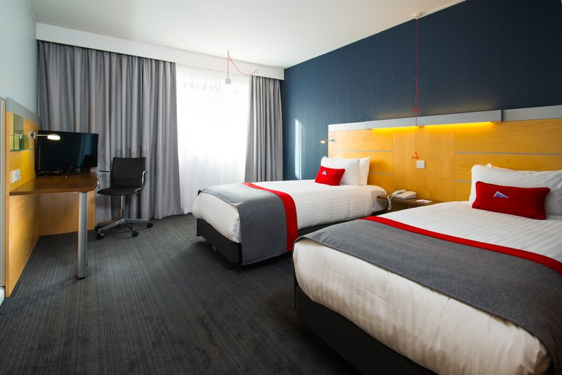 Holiday Inn Express Newcastle-Metro Centre-Our spacious accessible twin room - suitable for wheelchair access<br/>Image from Leonardo