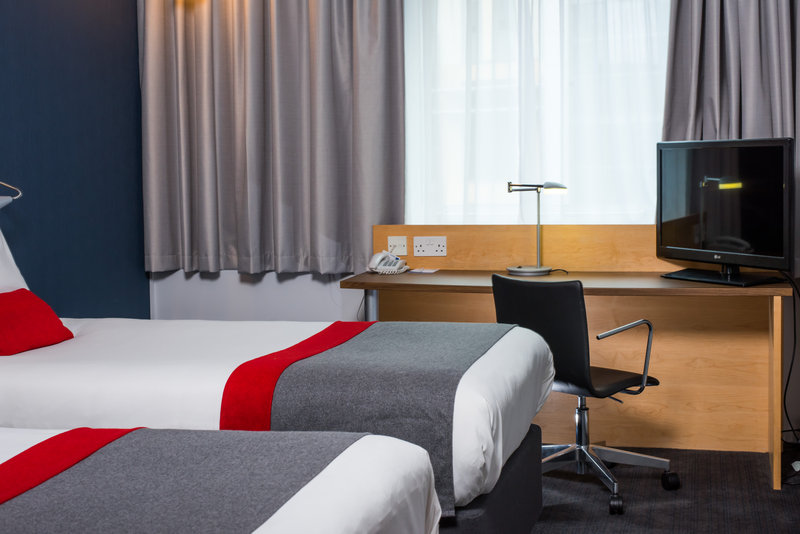 Holiday Inn Express Newcastle City Centre-Watch your favourite shows on the 32-inch flatscreen TV<br/>Image from Leonardo