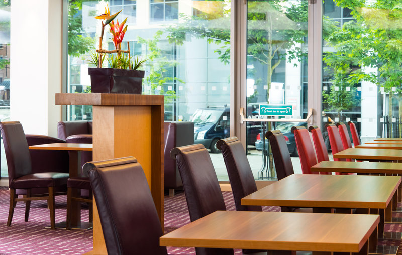 Holiday Inn Express Newcastle City Centre-Meet with colleagues over a coffee in our Great Room<br/>Image from Leonardo