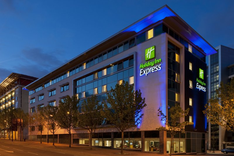 Holiday Inn Express Newcastle City Centre-Like great value for money? You'll love our hotel in Newcastle<br/>Image from Leonardo
