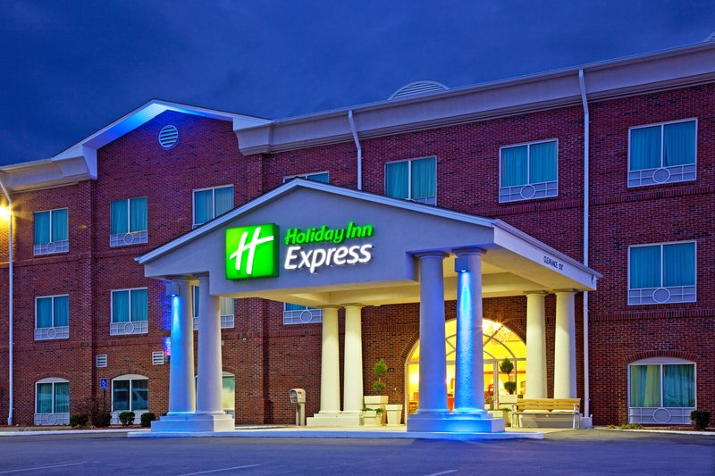 Holiday Inn Express Campbellsville-Welcome to Campbellsville!<br/>Image from Leonardo