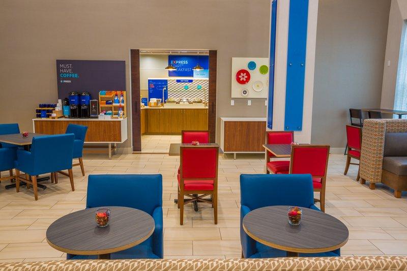 Holiday Inn Express Pasco - TriCities-Restaurant<br/>Image from Leonardo