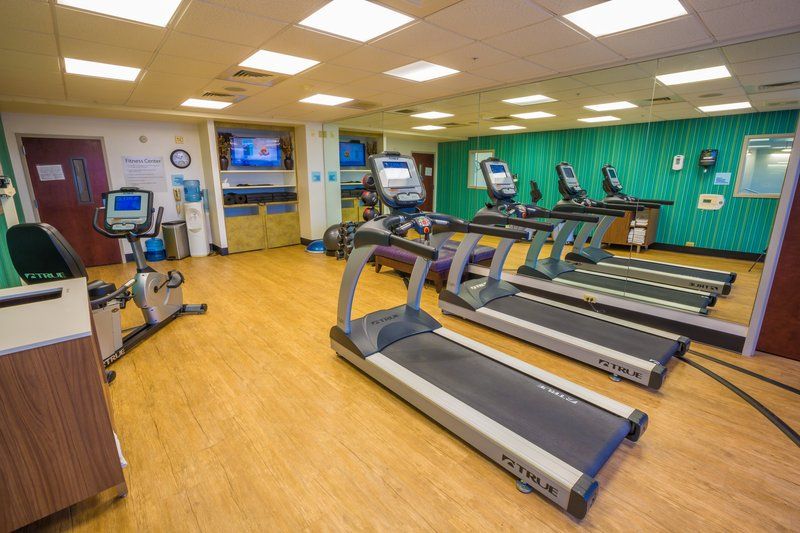 Holiday Inn Express Pasco - TriCities-24 Hr. Fitness Center<br/>Image from Leonardo