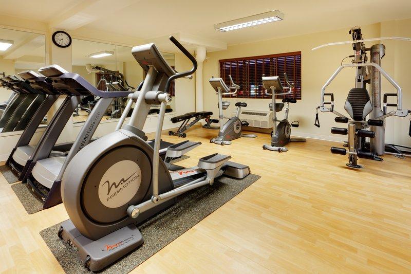 Holiday Inn Lethbridge-Fitness Center<br/>Image from Leonardo