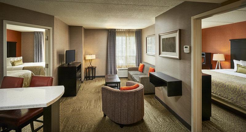 Staybridge Suites Hamilton - Downtown-Two Bedroom Suite<br/>Image from Leonardo