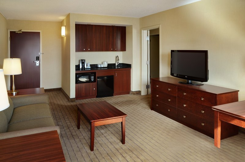 Holiday Inn Hotel & Suites Winnipeg-Downtown-Large living kitchen area in our suites<br/>Image from Leonardo