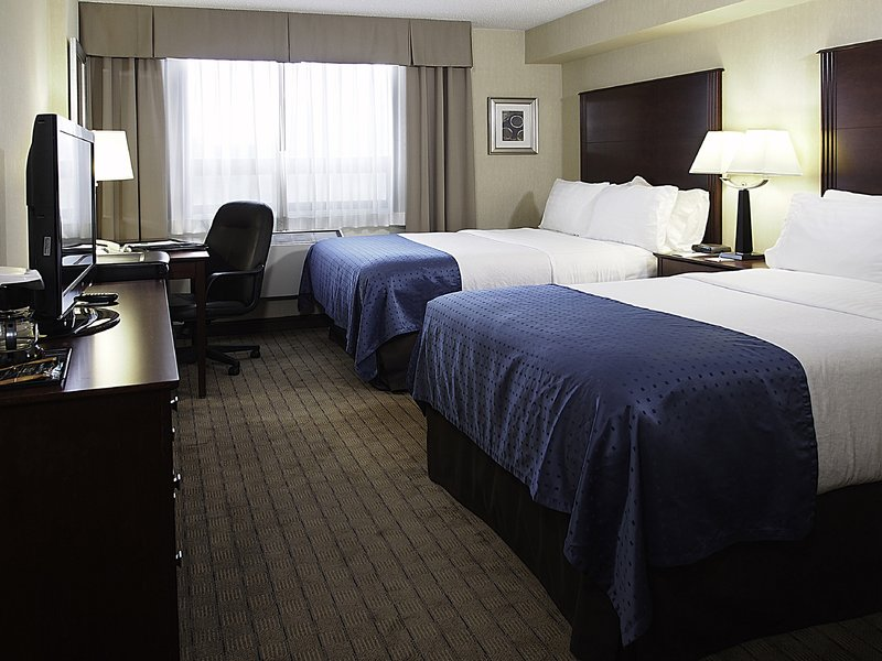 Holiday Inn Hotel & Suites Winnipeg-Downtown-Double Bed Guest Room<br/>Image from Leonardo